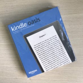 Kindle Oasis Gen 2 9th 32g Full Box, Nguyên Seal code 38948
