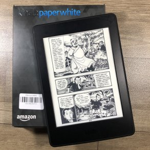 [FULL BOX] KINDLE PAPERWHITE GEN 3 CODE m82084389312