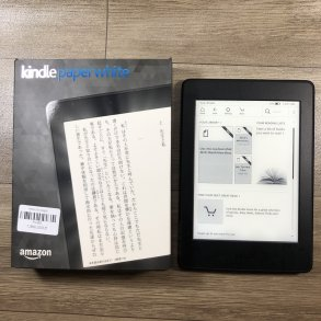 [FULL BOX] KINDLE PAPERWHITE GEN 3 CODE PVN65