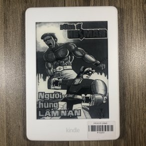 KINDLE PAPERWHITE GEN 3 CODE pvn255