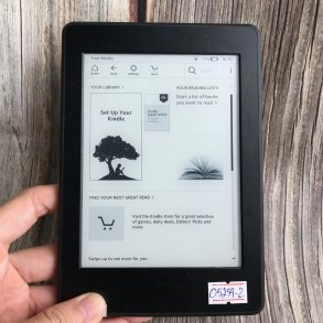 [BLACKLISTED] Máy Đọc Sách Kindle Paperwhite Gen 3 7th Code 05259-2
