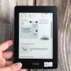 [BACKLISTED] Máy Đọc Sách Kindle paperwhite 2 6th Code 4843-24