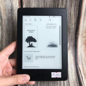 [BLACKLISTED] Máy Đọc Sách Kindle Paperwhite Gen 3 7th Code 05259-8