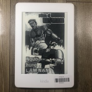 KINDLE PAPERWHITE GEN 3 CODE PVN310