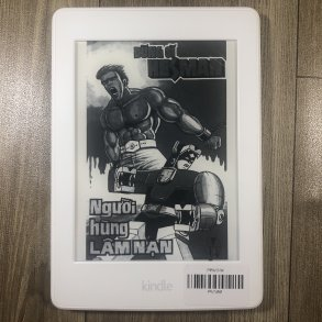 KINDLE PAPERWHITE GEN 3 CODE PVN98