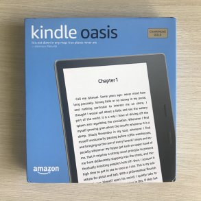 Kindle Oasis Gen 2 9th 32g Full Box, Nguyên Seal