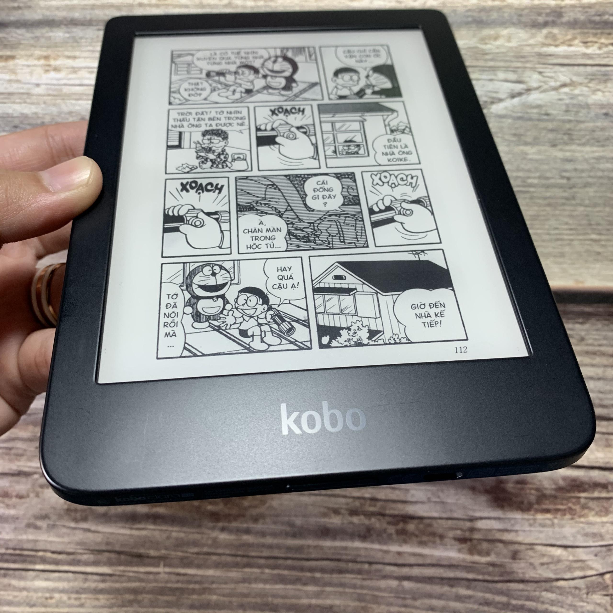 Nên chọn Kobo Clara HD hay là Kindle Paperwhite Gen 4 10th