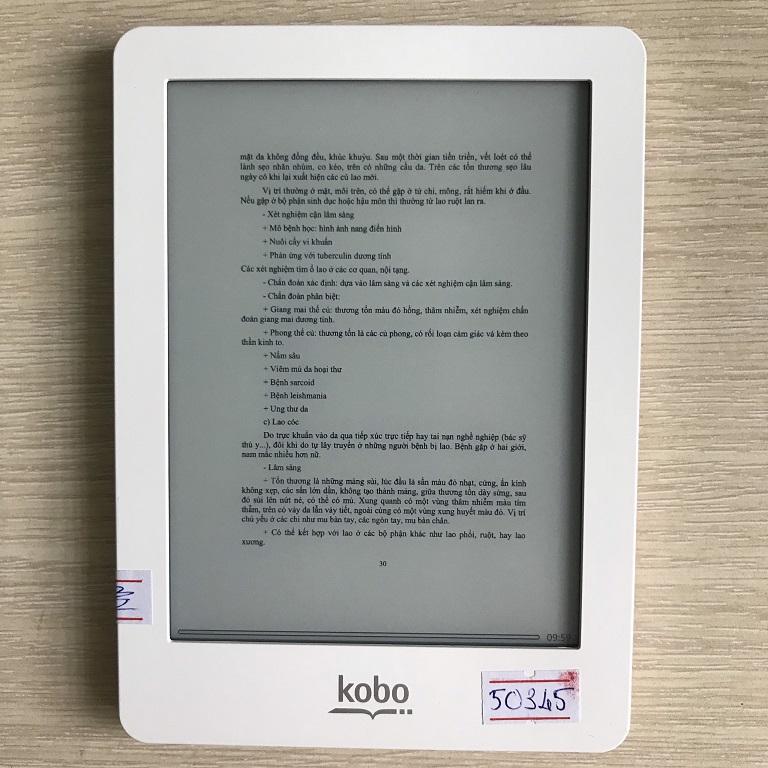 Đọc PDF Reflow với Kobo