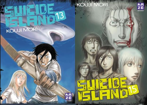 Suicide Island - Đảo tự sát (On Going) MOBI