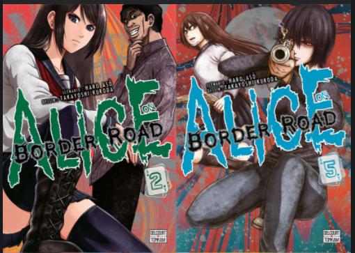Imawa no Michi no Alice (Alice on Border Road) - Full End mobi