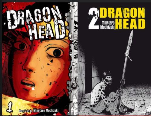 Dragon Head (Full End) mobi